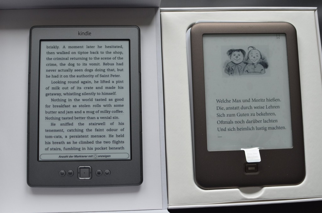 welche ebook reader