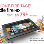 Amazon Kindle Fire HD Angebot