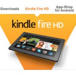 Kindle Fire HD Angebot