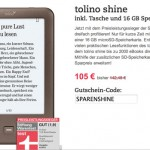 Tolino Shine Bundle August