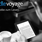 Kindle Voyage Cafe