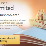 Kindle Unlimited Start