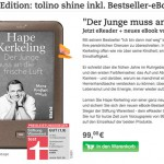 Tolino Shine Bundle kerkeling
