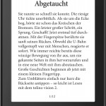 Tolino Vision 2 Front mit Text